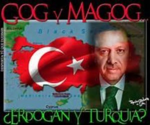 """Turkish President Recep Tayyeb Erdogan is on a quest to reestablish the  Islamic Ottoman Empire: """"The Justice and Development Party  is a party in which the spirit of the Ottoman's is deeply rooted"""""""