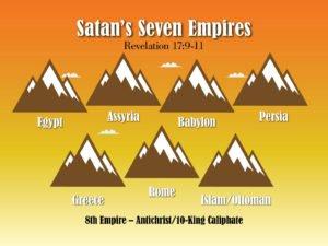 Satan's Seven Empires