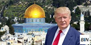 Trump Asked To Build Israel's Temple