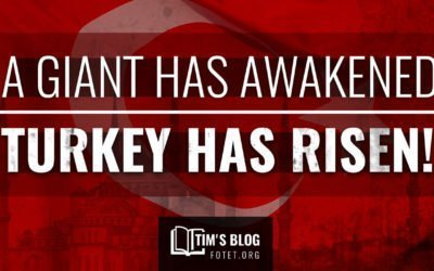 The Emerging Caliphate of Turkey