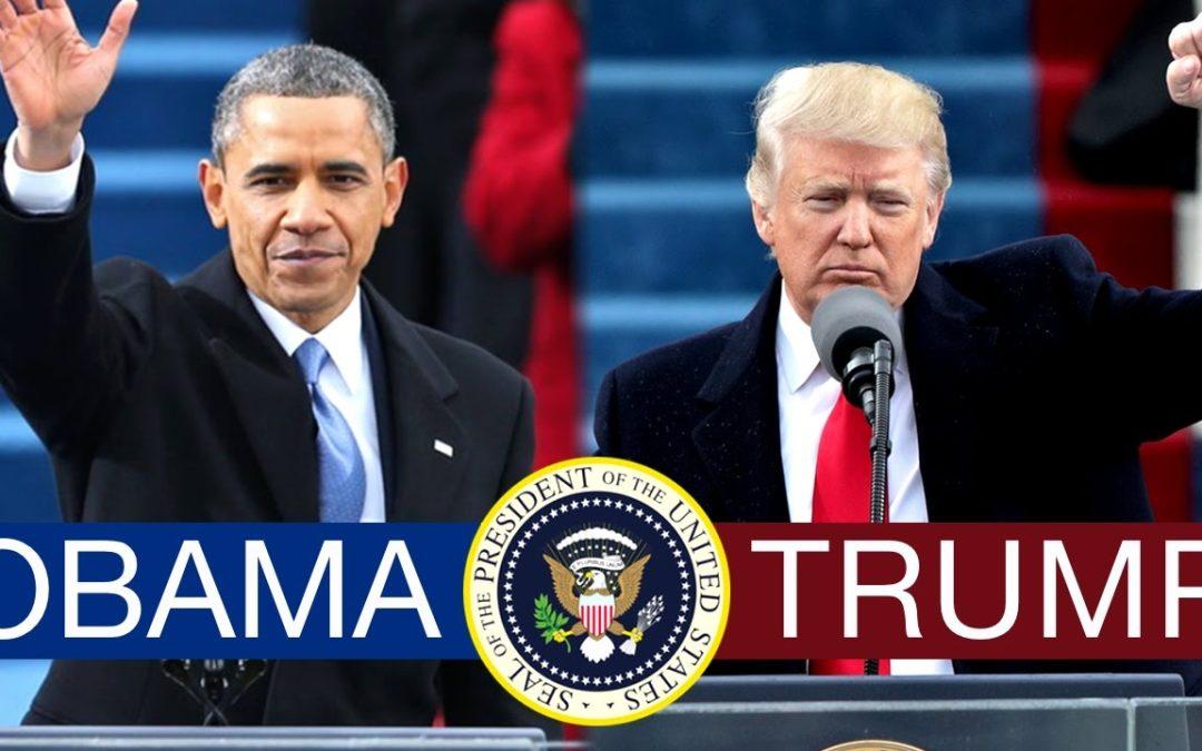 Tonight – Obama Versus Trump – Mid East Update