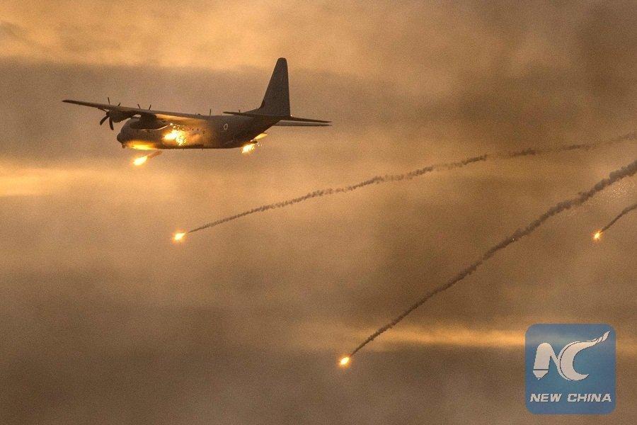 Israel Blasts Syrian and Iranian Targets
