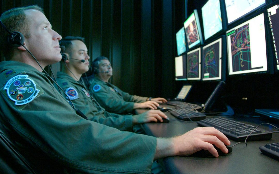 Pentagon Takes Out Iranian Missile Computers!