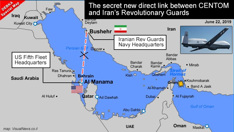 US Military Moves Dangerously Close to Iran: Hot Line Established!