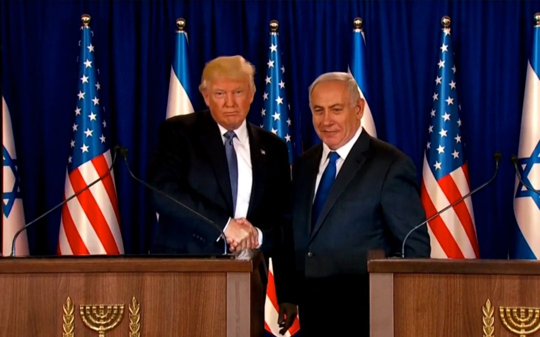 Trump, Netanyahu, Both Prosecuted for Phony Crimes