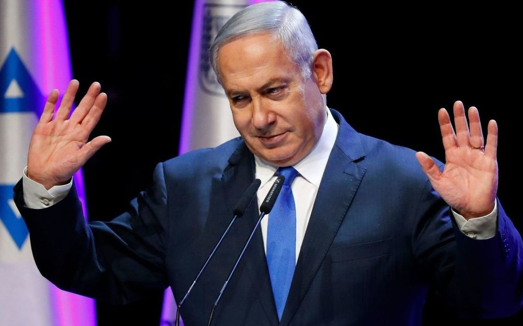 ONE DAY AFTER JARED KUSHNER SAYS ISRAEL'S WALLS 'MUST COME DOWN FOR PEACE', BENJAMIN NETANYAHU IS INDICTED ON FRAUD AND BRIBERY CHARGES