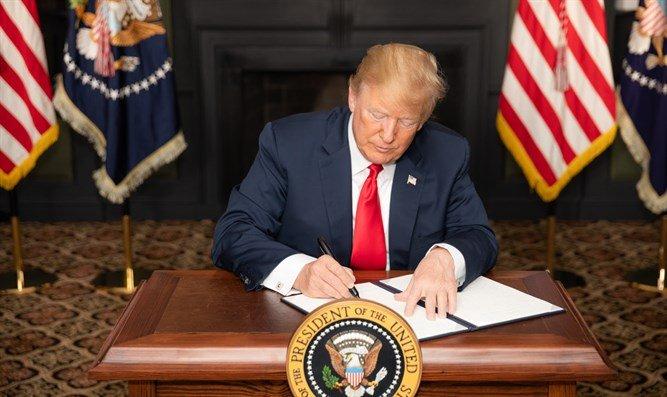 Trump's Purim Miracle