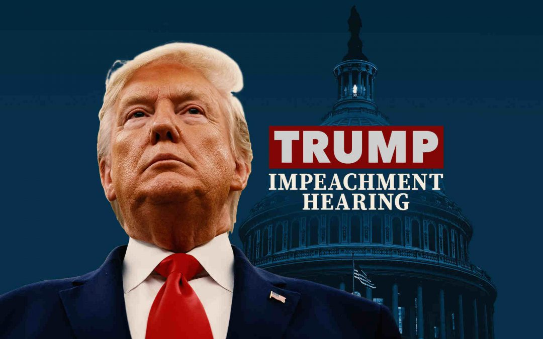 Trump Impeachment Trial – Urgent Call To Prayer