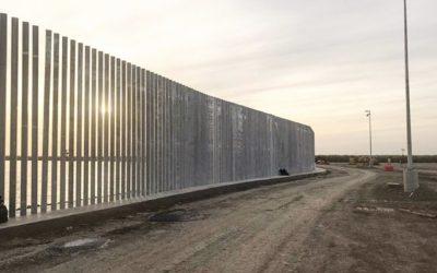 Trump Border Wall Promise Kept Despite Relentless Attacks