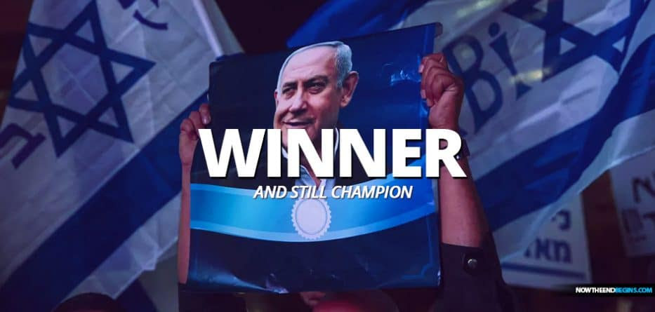 BREAKING NEWS: Prime Minister Benjamin Netanyahu Easily Wins Israel's Election with 60-Seat Bloc Win Tonight