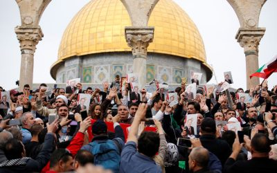 Antichrist Nation Turkey Trying To Gain Control of Temple Mount