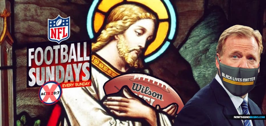 NFL Declares War on Christianity and the Church in America. ATTENTION: Watch the Doctor's Video Before It's Removed!