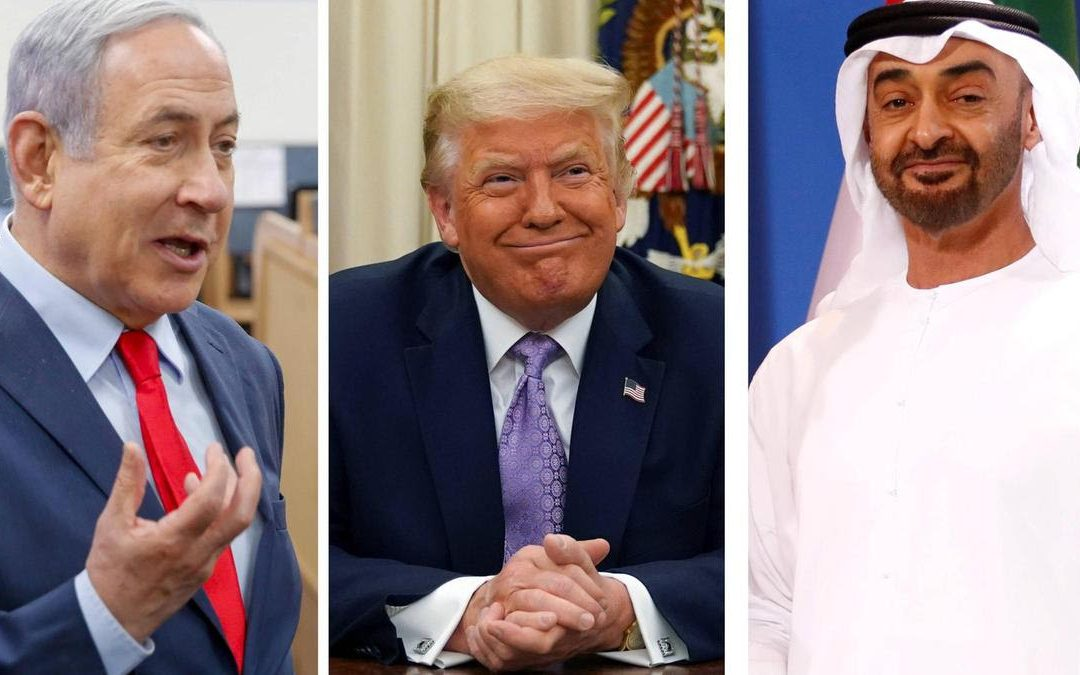 "Trump's UAE-Israel ""Abraham Accord' is a Middle East Game Changer"