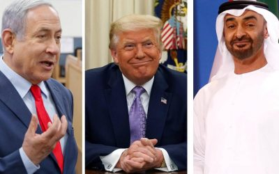 """Trump's UAE-Israel """"Abraham Accord' is a Middle East Game Changer"""