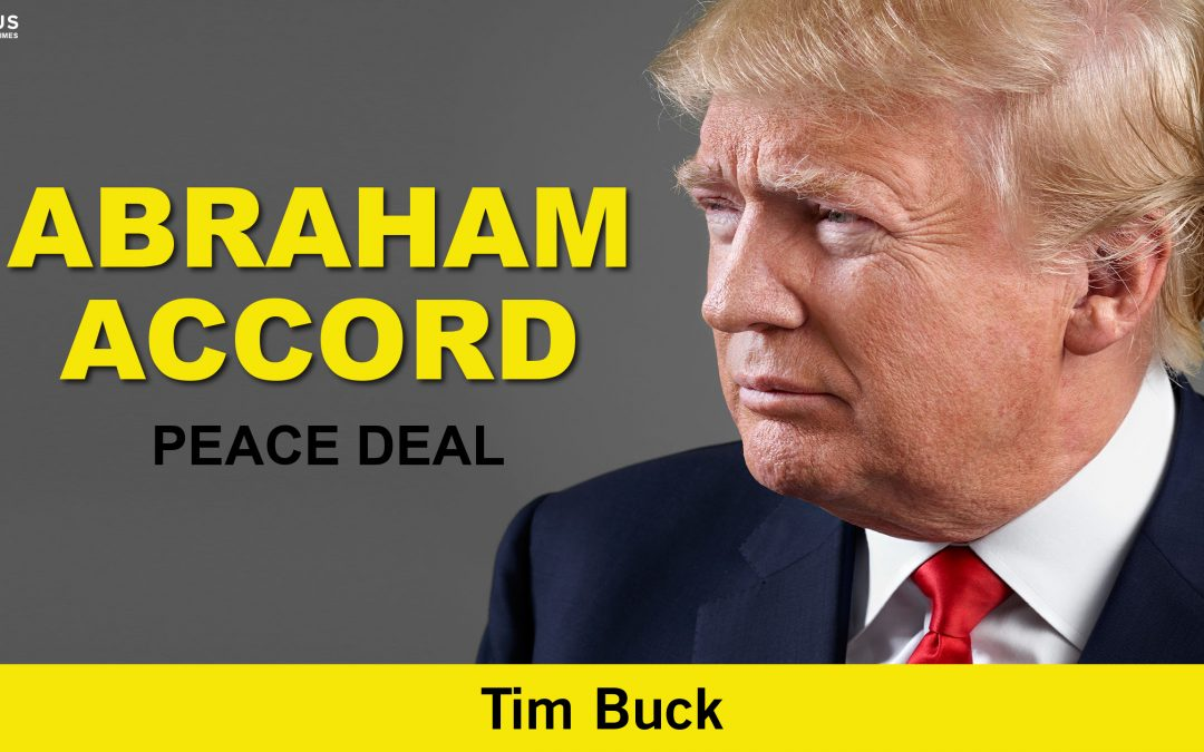 Trump announces Bahrain strikes peace deal with Israel along with the UAE. Both will sign 'Abraham Accord' at White House Tuesday
