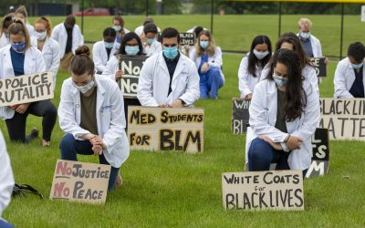 Racism:  White Versus Black  or Light Versus Darkness?