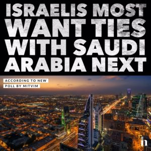 Israel Saudi Arabia deal