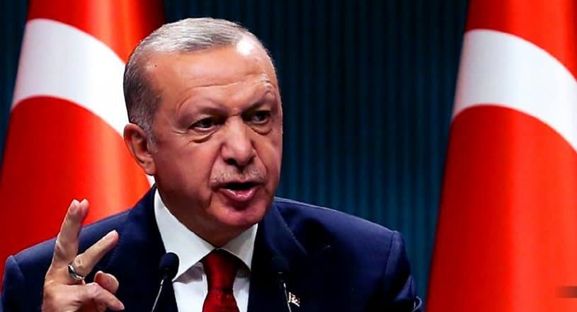 Turkey's President Erdogan Says Jerusalem Belongs to Turkey! Issues Fiery Warning That He Will Take It!!