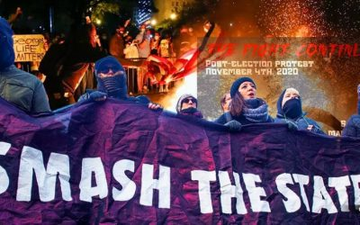 Domestic Terror Groups Antifa And Black Lives Matter Issue Nationwide Call For Burning, Looting And Riots On Election Night