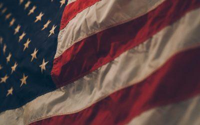 America  In God's Hands