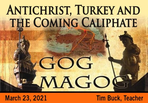 Antichrist Turkey and the Coming Caliphate Focus on the End Times