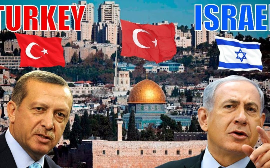 Turkey Wants To Send International Force To Israel