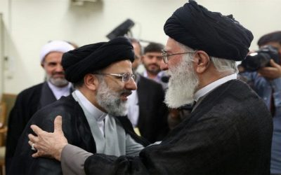 Biden is Iran's Survival Strategy –  Even After Iran Elects Mass Murderer Raisi, Biden Still Unfazed