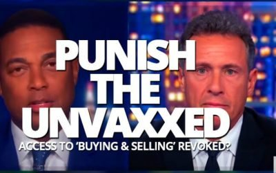 CNN Leading The Charge In All-Out-War Against The Unvaccinated With 'No Vax, No Service ' Campaign