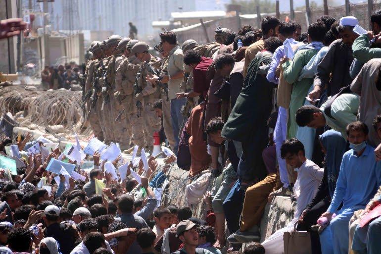Urgent Afghanistan Update