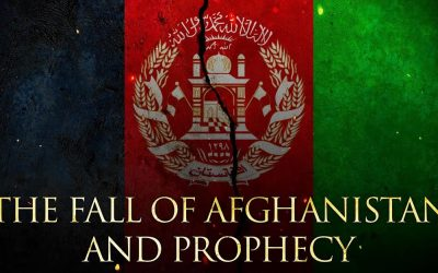 Taliban Celebrates Victory of New Terror State That Falls in Alignment With The Eighth Beast Kingdom of Revelation