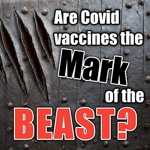 Why the Vaccination IS NOT the Mark of the Beast!